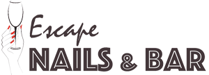 ESCAPE NAILS & BAR Logo