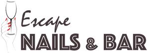 ESCAPE NAILS & BAR Logo